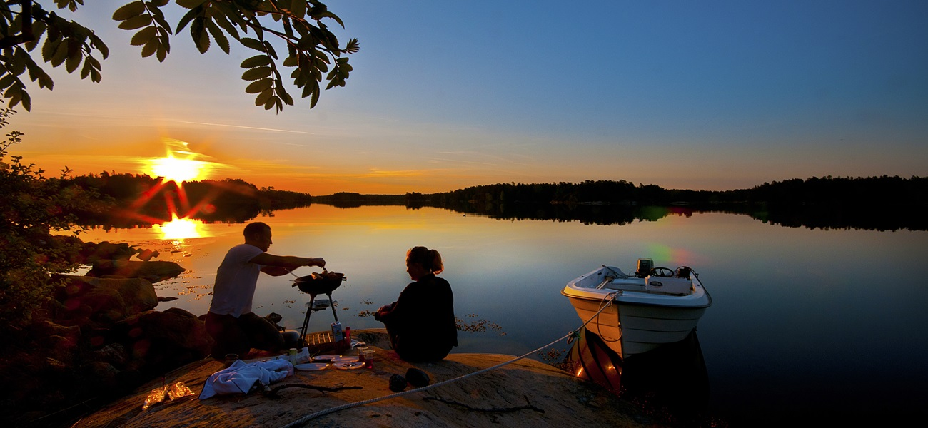 Relax on one of the 5000 islands